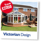 victorian self build conservatory